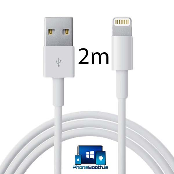 2 meter (2m) Certified Lightning Cable