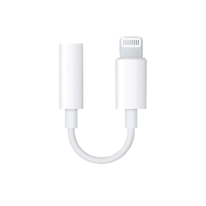 Headphone jack adapter