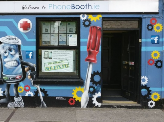 Phonebooth.ie Loughrea