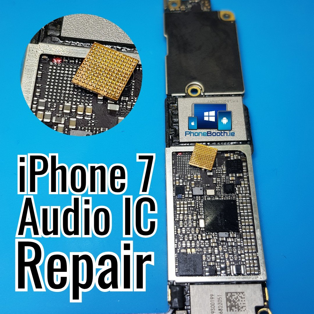 iPhone 7 Audio IC Chip