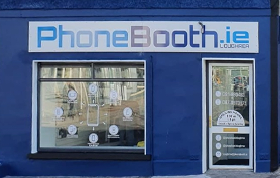 Loughrea Shopfront